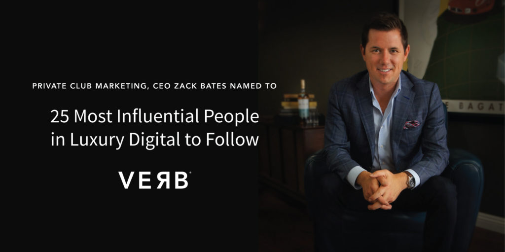 most influential people in luxury digital to follow