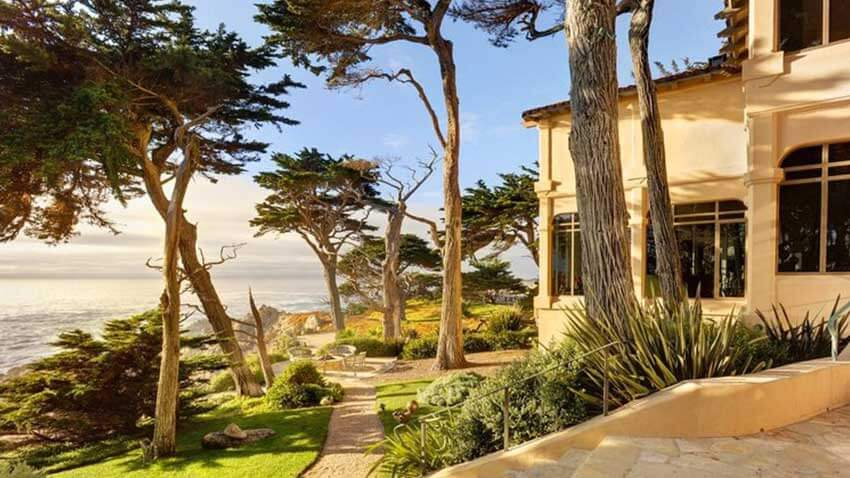 most expensive golf course homes in california